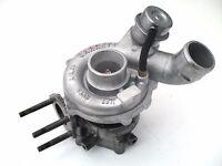 Turbocharger KIA Sorento 2,5 CRDI (2002- ) 140 HP 28200-4A101 733952 733952-1