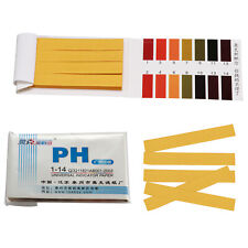 50Packs of 4000PH Indicator Test Strips 1-14Paper Litmus Tester Lab Urine Test
