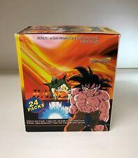 Dragon Ball Z Series 2 - New Trading Card Hobby Box - DBZ, JPP/Amada ArtBox 1998