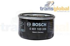 Engine Oil Filter Suitable for Various Vehicles - Bosch - 0451103336