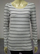 H&M Cotton Casual Striped Tops & Shirts for Women