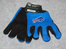 CHILDRENS/YOUTH BUFFALO BILLS NFL ALL PURPOSE/UTILITY WORK GLOVES 4-7 YEARS
