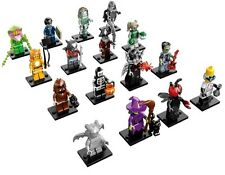NEW LEGO SERIES 14 Set of all 16 MONSTER MINIFIGS collectible minifigures 71010