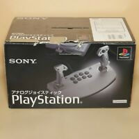 Sony Playstation PS1 Analog Joystick Flight Controller in Box | SCPH-1110