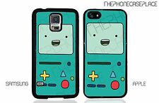 Adventure Time Beemo B-mo Cartoon Apple Iphone Y Samsung Galaxy teléfono Funda