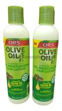 Organic Root Stimulator ORS Olive Oil Rich Moisturising Hair Lotion 251ml8.5flo
