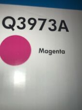 HP Q3973A SEALED BOX Magenta Toner Cartridge Genuine OEM Original Laserjet 2550