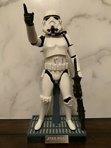 Hot Toys MMS 291 Spacetrooper Star Wars Excellent Condition