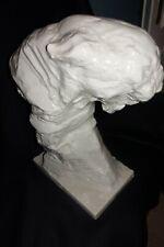 ROYAL BOCH.Panthère ivoire craquelé . Création RPatrick Villas ©.Taille XL