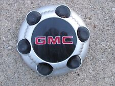 GMC Safari Savana Sierra Yukon OEM GM Plastic Center Cap 15067579  2004 - 2008