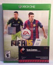 FIFA 15 (Microsoft Xbox One, 2014 2015)  - Complete, CIB!
