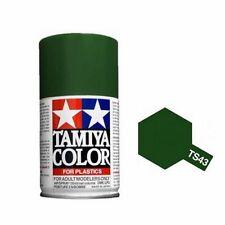 Tamiya TS-43 RACING GREEN Spray Paint Can 3 oz 100ml #85043 Mid America Raceway