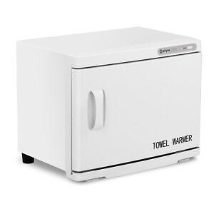 Kompressenwärmer Handtuchwärmer Towel Warmer Kosmetik 70 °C UV-Sterilisator 23 L