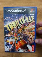 Thrillville Sony PlayStation 2 PS2 Game Complete With Manual - PAL - Free P&P