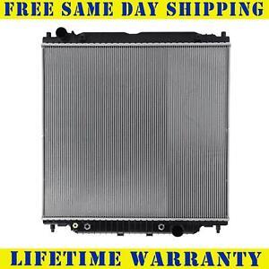 Radiator For 2005-2007 Ford F450  F550 Super Duty Diesel 6.0L 6.8L Free Shipping