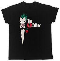 Batman The Dark Knight Joker Ha Ha T Shirt Heath Ledger Suicide Squad Tshirt