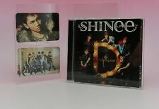 CD+2 Photo cards SHINee Dazzling Girl JAPAN Edition Key+All Members