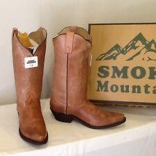 Smoky Mountain Boots Womens 7.5  Leather- Western- NIB!