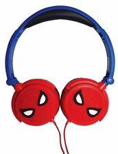 Nouveau Marvel Spider-Man Lexibook Stéréo Pliable Casque Casque Pliable