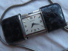 Movado Mini Ermeto Pocket watch load manual 41 mm. x 27 mm. aside