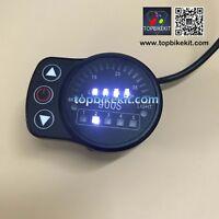24V/36V/48V KT-LED900S Display Meter forE bike 5pin Ebike LED display/KT display
