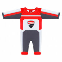 2019 Ducati Corse Racing MotoGP Baby Grow Bodysuit Sleepsuit Sizes 56-92cm