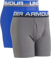 Under Armour Boys' 248227 Performance Boxer Briefs Underwear Size M