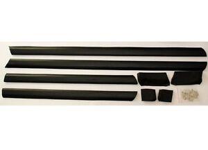 NEW AUDI 100 C4 C-4 A6 1991-1997 doors trims protective rubber set