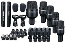Takstar DMS-D7 Drum Set Series Black Series Drum Kit 7 Microphones kits