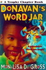 Donavan's Word Jar (Trophy Chapter Book)-ExLibrary