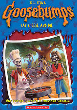 Goosebumps: Say Cheese and Die DVD
