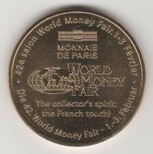 -- 2013 COIN TOKEN JETON MONNAIE DE PARIS -- ALLEMAGNE WORLD MONEY FAIR N°7