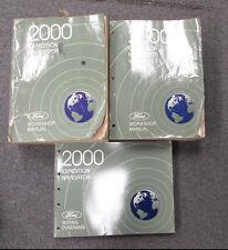 2000 Expedition Lincoln Navigator Service Repair Manual Set