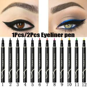 1 Pcs women Liquid Eyeliner Pencil Portable Waterproof Quick Dry Long Lasting