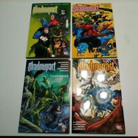 Shadowpact Vol.1 TPB  COMPLETE SET (DC)2007/08 - UNREAD!! - VF+ to NM-