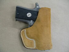Colt Mustang .380 Inside the Pocket Leather Concealment Holster CCW ITP