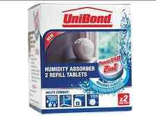 UniBond Humidity Absorber Refill Tablets 300g 2pk