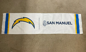Licensed NFL San Diego Chargers cooling towel Official new