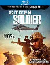 Citizen Soldier (Blu-ray, 2016, w/Slipcover) New/Sealed, Free Shipping !!!