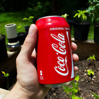 Hide a Beer-Red Coca Cola Silicone-Beer Can Covers (12 OZ)