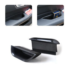2X Front Door Armrest Storage Box Holder For Mercedes Benz W212 E Class 2010-14