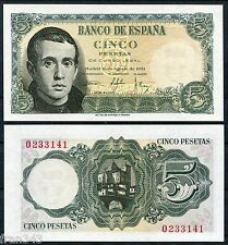 5 Pesetas 1951 Jaime Balmes SIN SERIE - SC