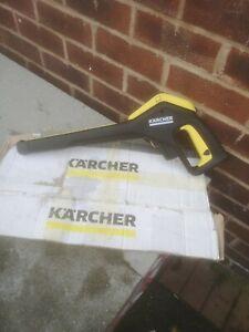 GENUINE KARCHER FULL CONTROL TRIGGER GUN FOR K4 AND UP PRESSURE WASHERS