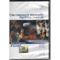 The Century's Strongest Fighting Legends DVD Eagle Pictures Sigillato