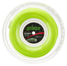 Prince Synthetic Gut Duraflex 16 1.30mm Tennis Strings 200M Reel