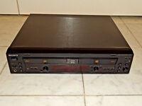 Sony RCD-W100 Audio CD-Recorder DEFEKT finalisieren nicht möglich