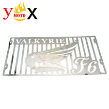 Motorcycle Radiator Grille Cover Guard For Honda VALKYRIE GL1500 GL1500 All Year
