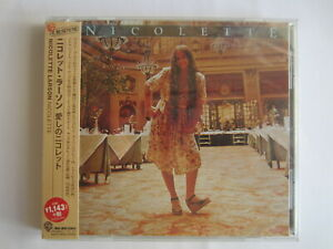 NICOLETTE LARSON - NICOLETTE 1978/2015 JAPAN CD WPCR-16380 * DIGITAL REMASTERING