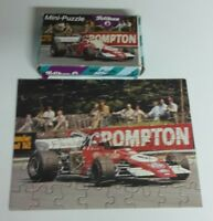 F1 March Ford 721 1972 Niki Lauda Mini puzzle Pelikan 48 pièces complet RARE