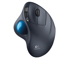 Logitech M570 Wireless Trackball Mouse PC Mac Programmable Comfort PC Laptop USB